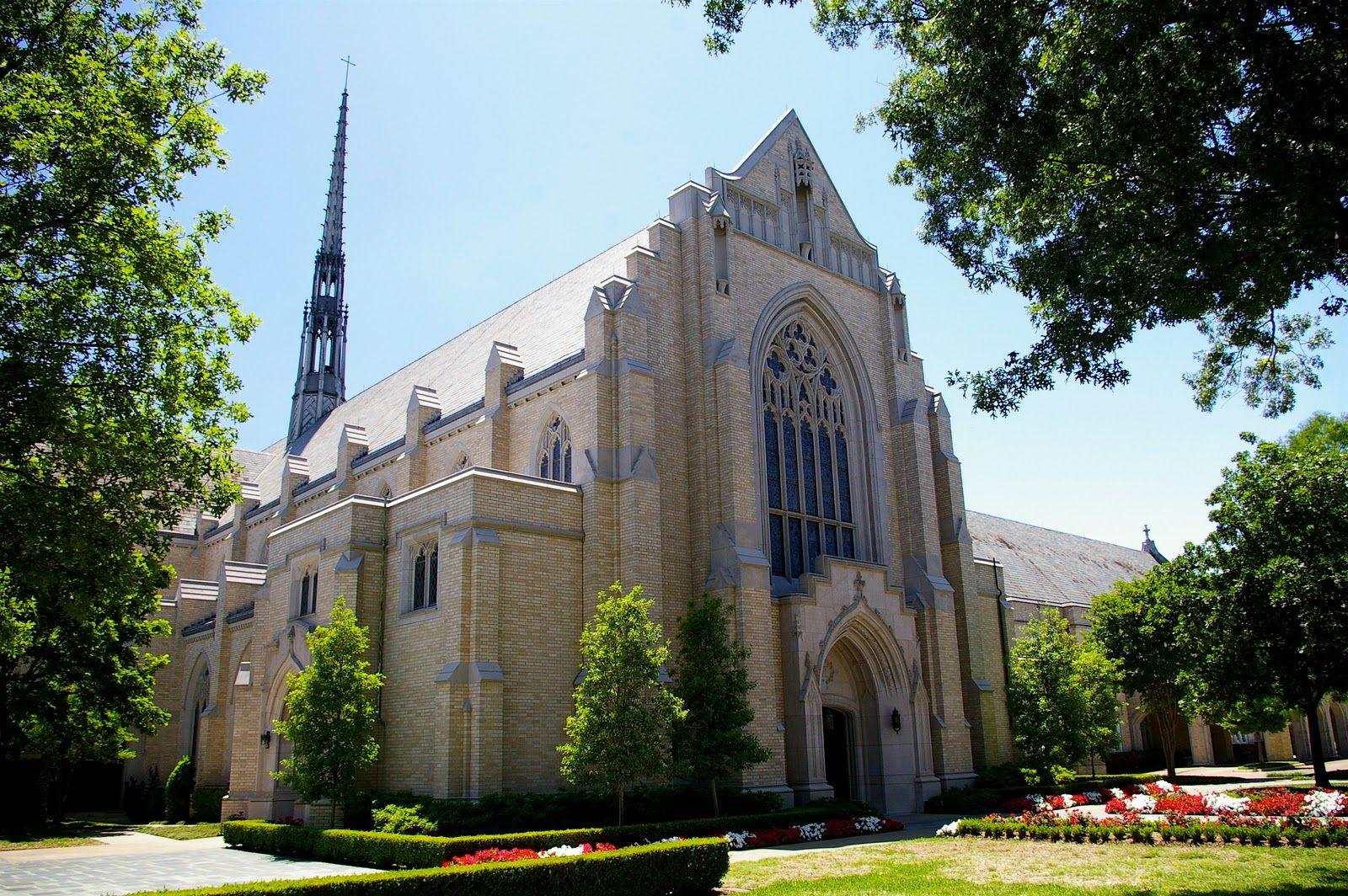 Highland Park Presbyterian Church In Texas Churches
