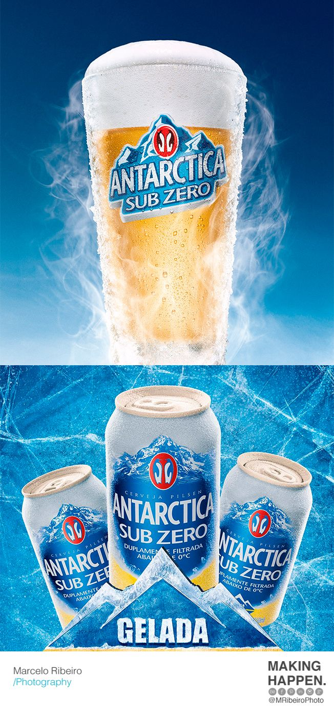 Campaign Created By Almapbbdo Advertising Agency For Antarctica Brewery Ambev Photographs By Marcelo Ribeiro Mribeirophoto Makinghappen Be Bier Brouwerij