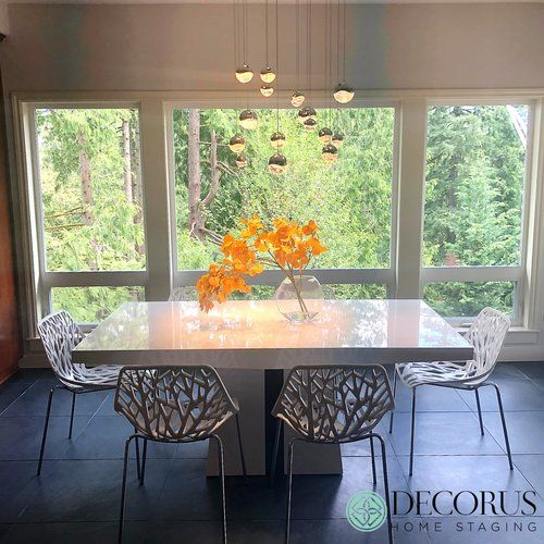 Home Staging Dining Room Table: Decorus Home Staging - Kirkland, WA