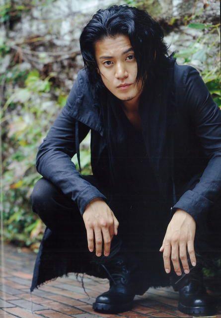 Shun Oguri Tumblr Shun Oguri Japanese Love Japanese Men