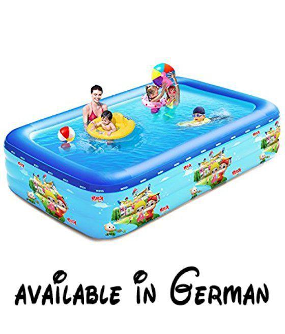 Säuglings  Und Kinder Aufblasbare Schwimmbecken/Verdickte Familie Baby  Planschbecken/Home Freizeitbad A