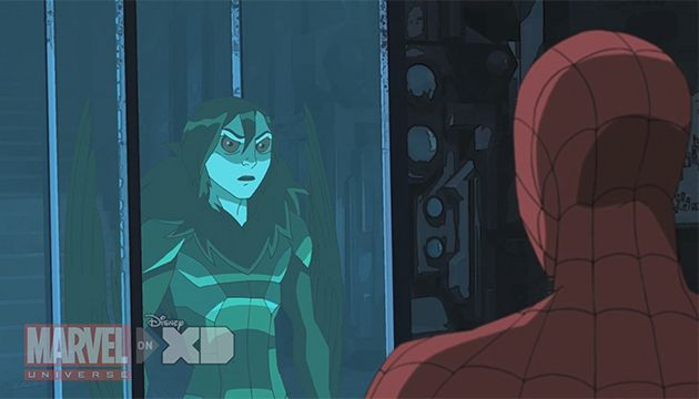 「vulture ultimate spider man gif」的圖片搜尋結果