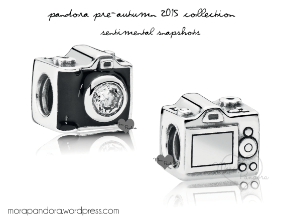 Pandora Sentimental Snapshots charm from the Pre-Autumn 2015 collection!
