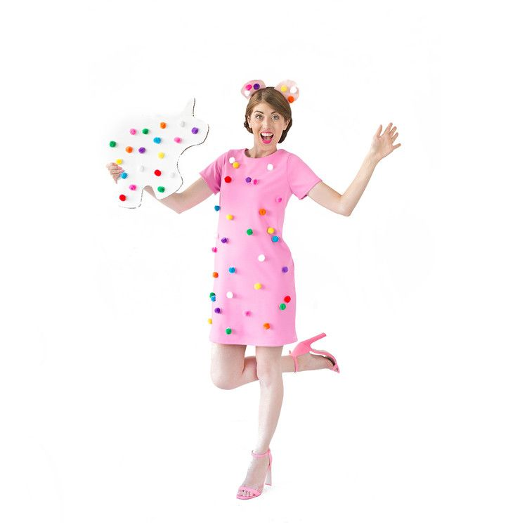 Frosted Animal Cookie Costume | DIY Halloween Costumes | Pinterest ...