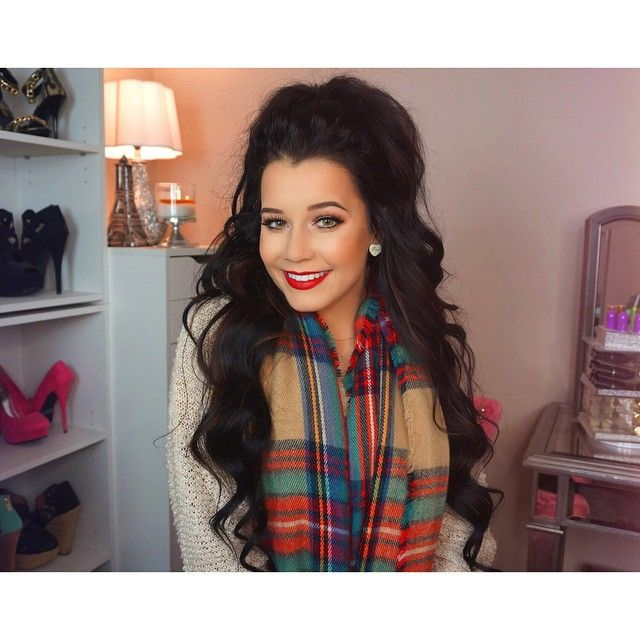 Holiday party hairstyles big voluminous curls voluminous curls holiday pmusecretfo Gallery