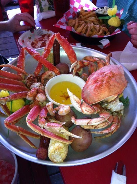 Crabs We Got Em In Gulf Breeze Fl