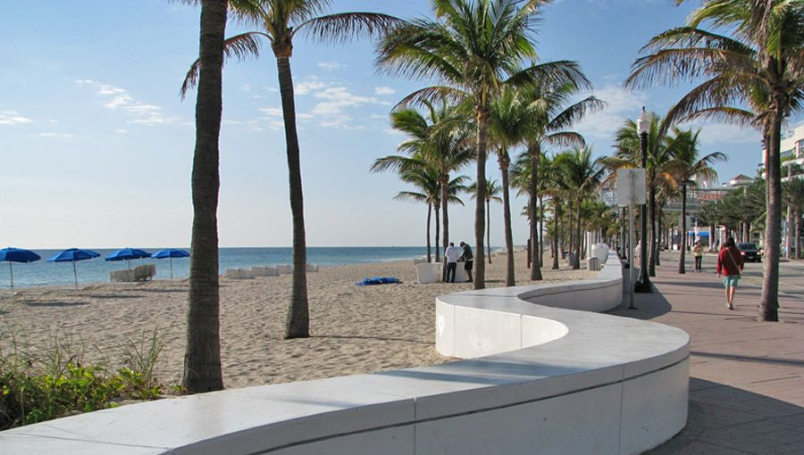 The 10 Best And Worst College Cities And Towns In The U S Florida Beaches Lauderdale Beach Beach