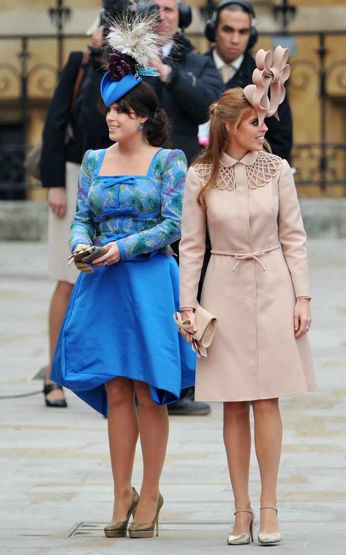 Designer behind Princess Beatrice's hat says he feared