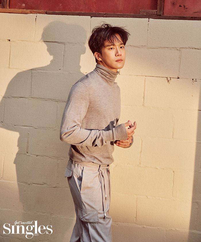 Ha Suk Jin & Park Ha Sun - Cosmopolitan Magazine September