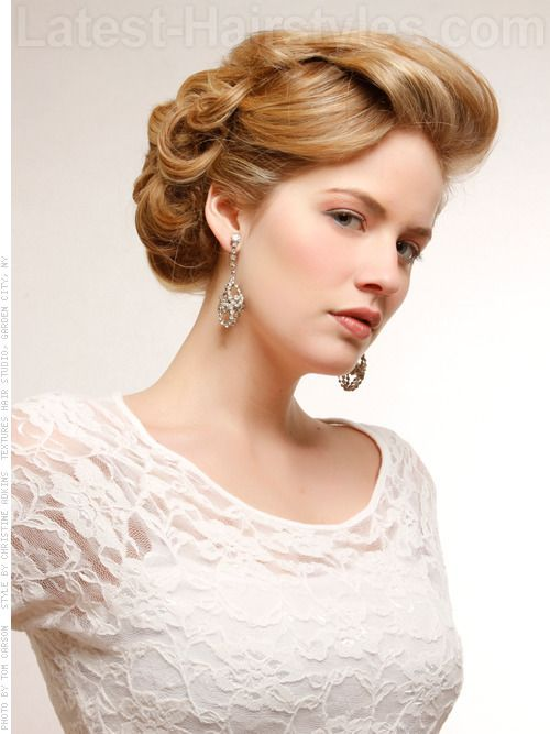 Victorian Bride Hairstyle For Black Women | hair styles ...