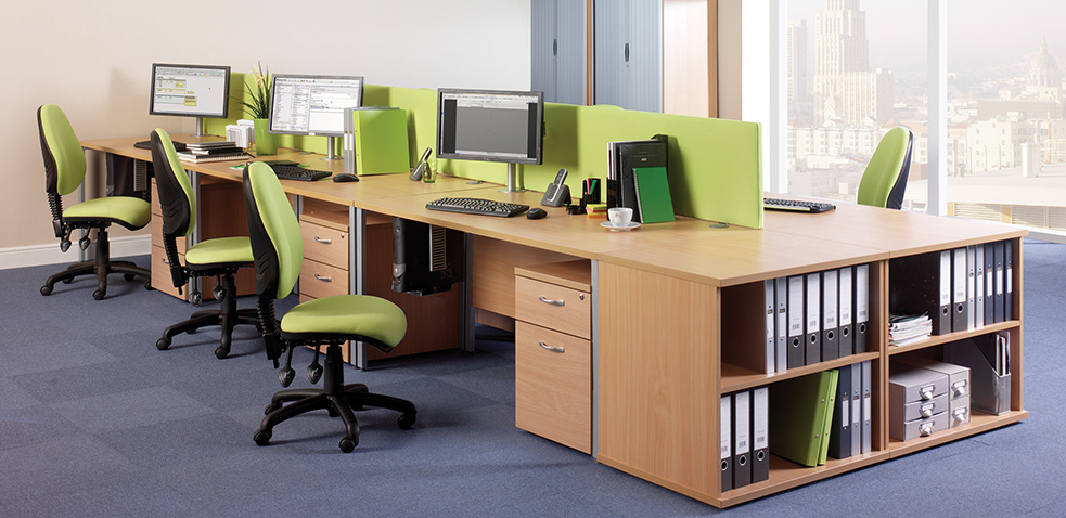 Office Furniture: OC Office Furniture Installs New Or Used Office Furniture