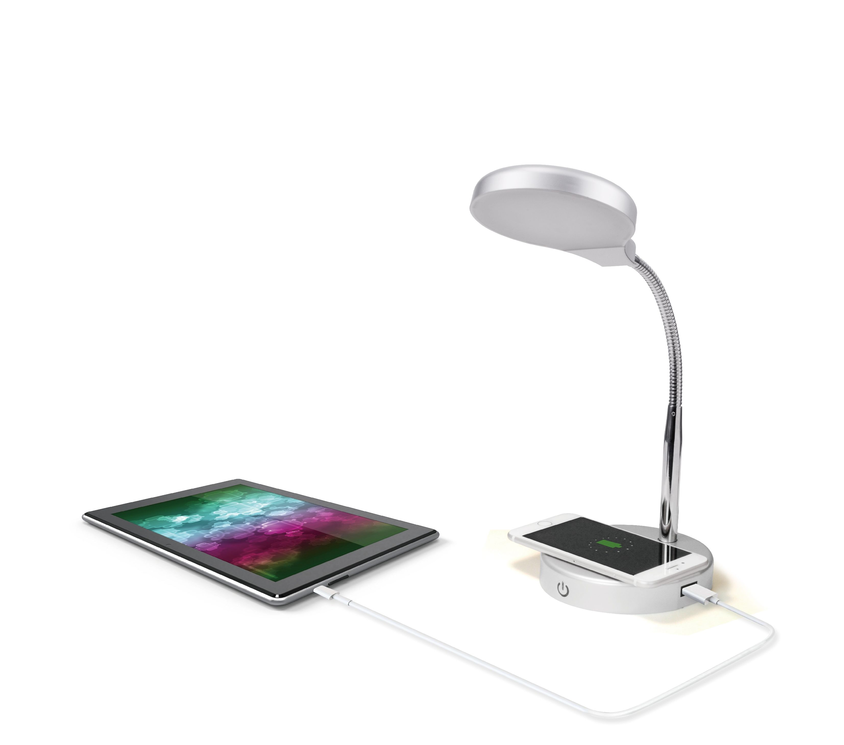 Mainstays 3 5 Watt Dimmable Led Desk Lamp With Usb Port Black Walmart Com Desk Lamp Led Desk Lamp Lamp