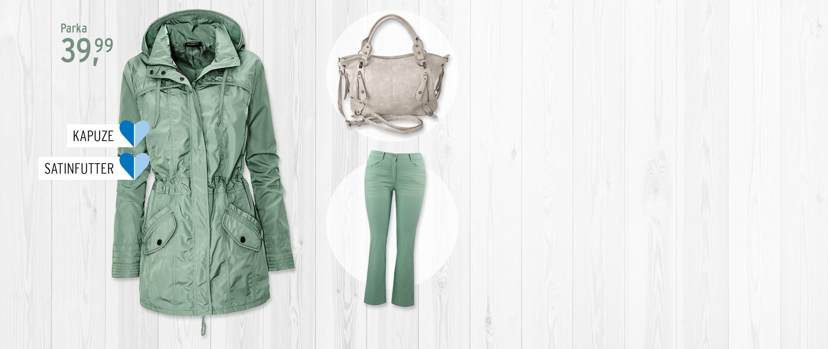 Damenmode In Grossen Grossen Gunstig Kaufen Ernsting S Family Regen Mode Mode Wolle Kaufen