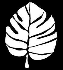 Folkart Painting Stencils Large Large Leaf Leaf Stencil Stencil Painting Printable Stencil Patterns