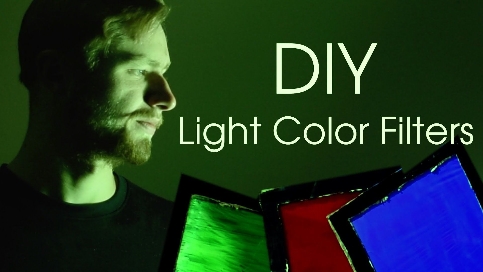 Low Budget Diy Light Gels Stage Lighting