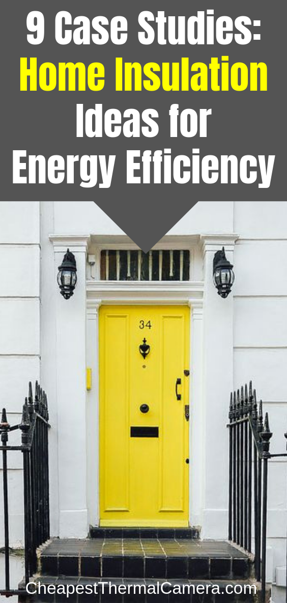 9 Home Energy Audits with Thermal Imaging Camera Save BIG