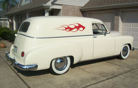 1950 Chevy Sedan Delivery | Cars On Line.com | Classic Cars For Sale