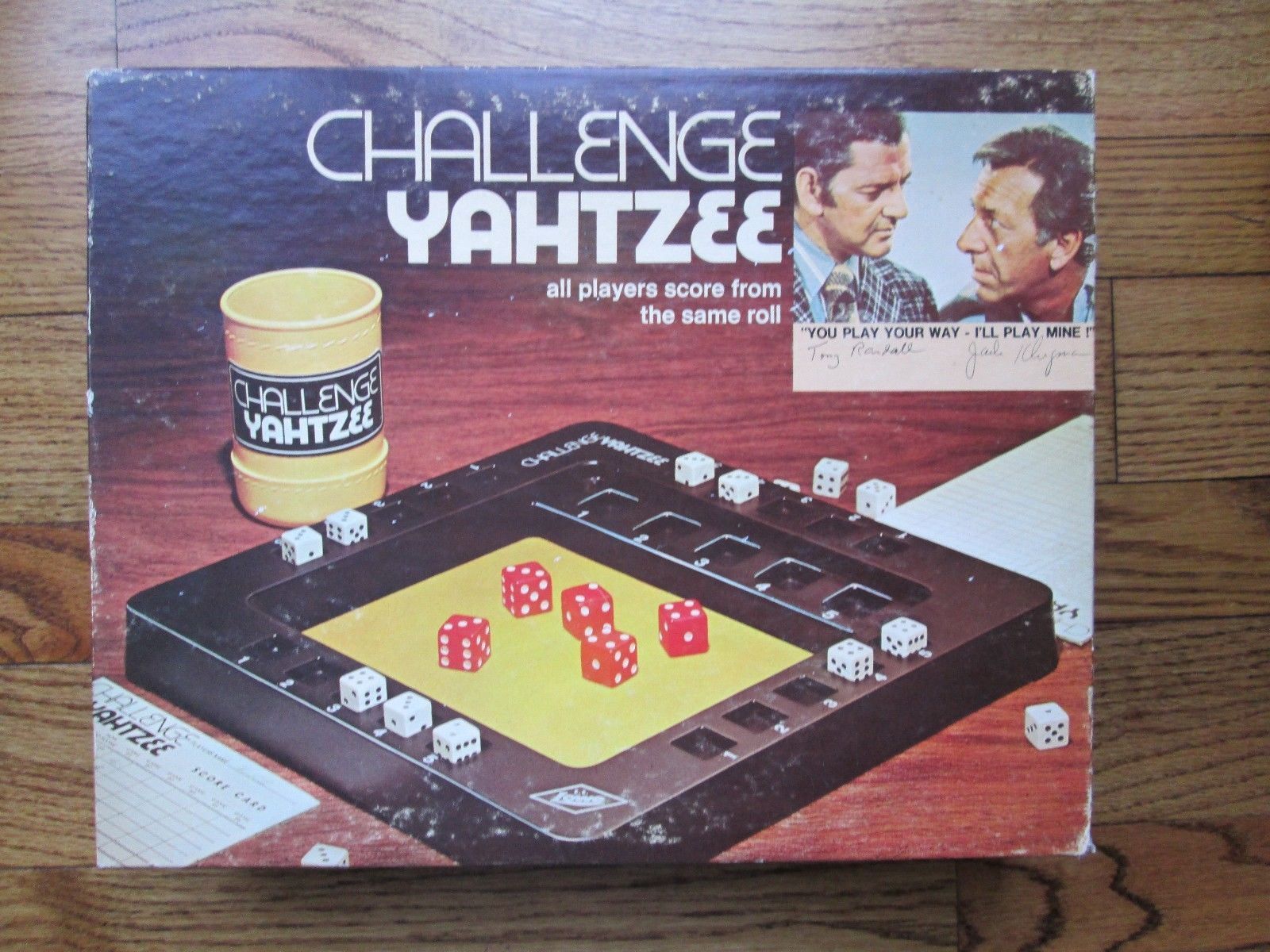 Pin by Jean Betters on The 70's Yahtzee, Board games