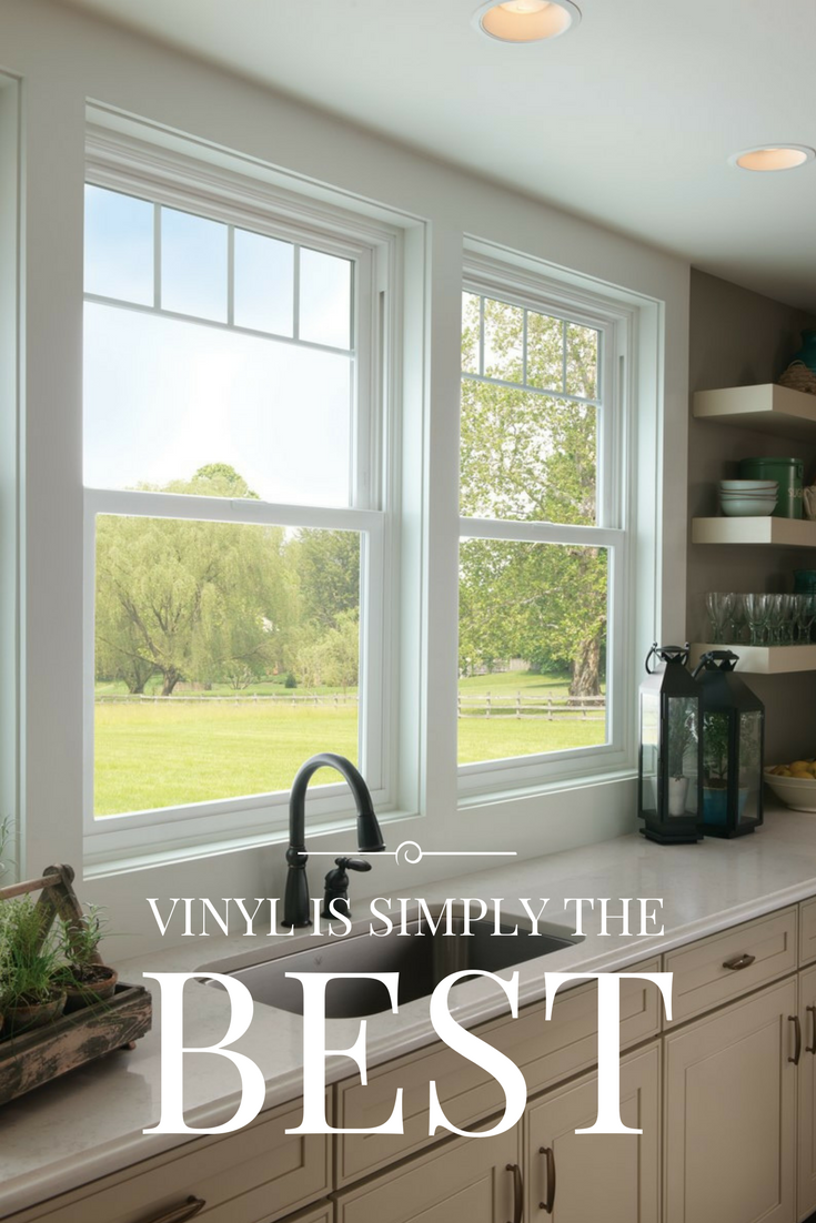 Need help deciding why to choose vinyl for your next window or patio