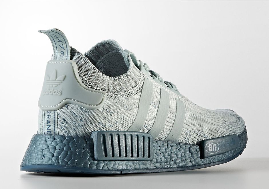 The adidas NMD R1 Sea Crystal (Style Code  CG3601) will release later this  year featuring a brand new blue Boost midsole unit! Check out more photos  65231039d8
