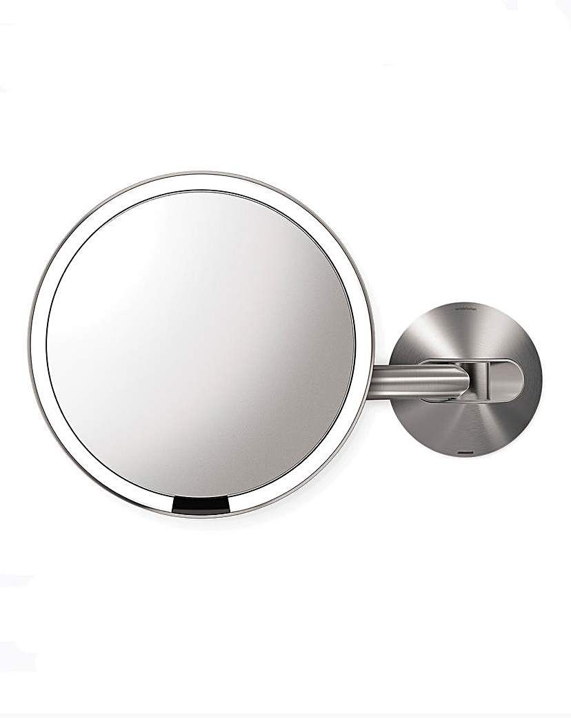 Simple Human Wall Mount Sensor Mirror Simple Human Mirror Simplehuman Wall Mount