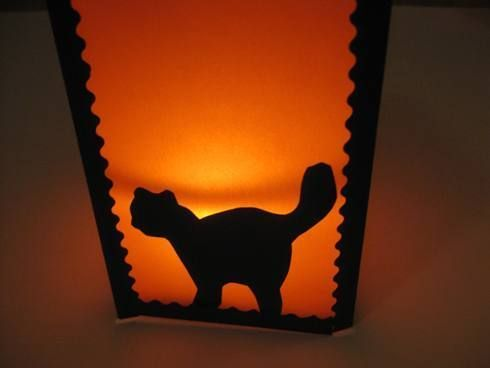 11 Halloween Crafts for Toddlers Paper lanterns and Craft - halloween decorations for kids to make