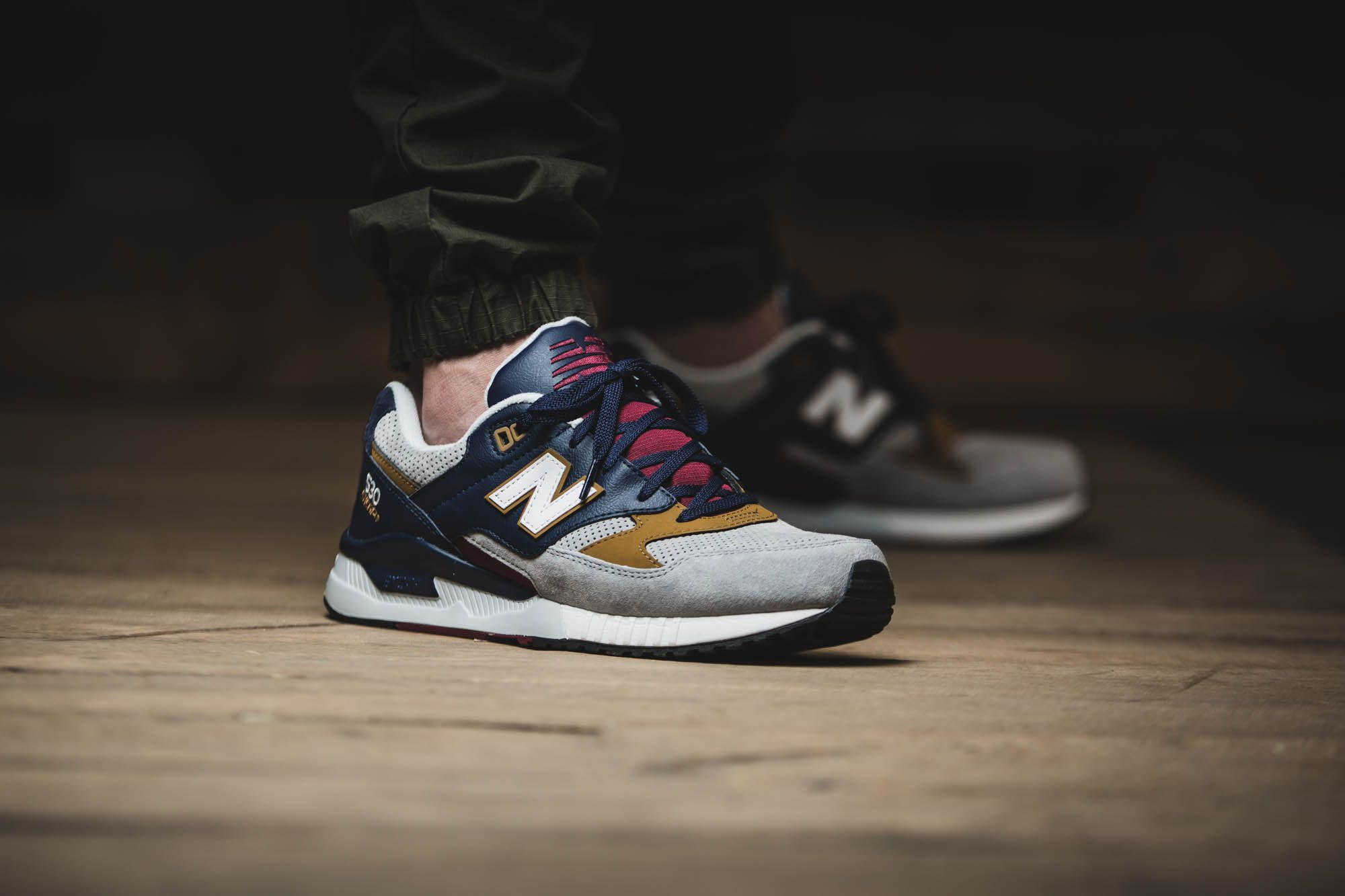 The New Balance M530RWB from the