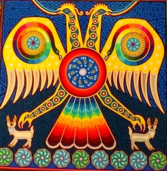 Order of ATWA: Huichol Art