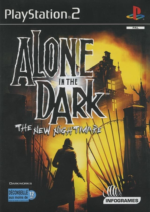 Image Alone In The Dark The New Nightmare Playstation 2 1