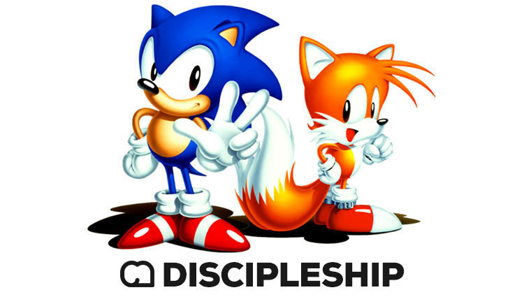 Sonic Tails And Discipleship Sonic The Hedgehog Sonic Hedgehog