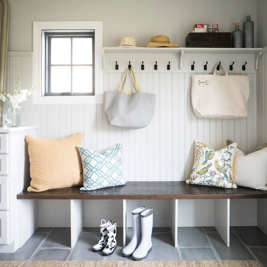 Functional Mud And Laundry Room