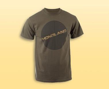 Homeland shirt