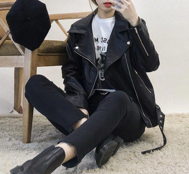 Korean fashion kpop inspired outfits street style 28 #koreanclothingstyles #kpopfashion