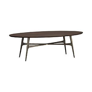Bel Air Oval Coffee Table Oval Coffee Tables Coffee Table