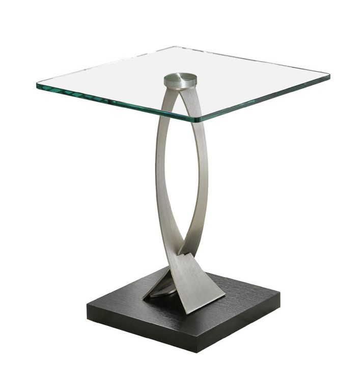 Glass End Table   Scan Design Furniture