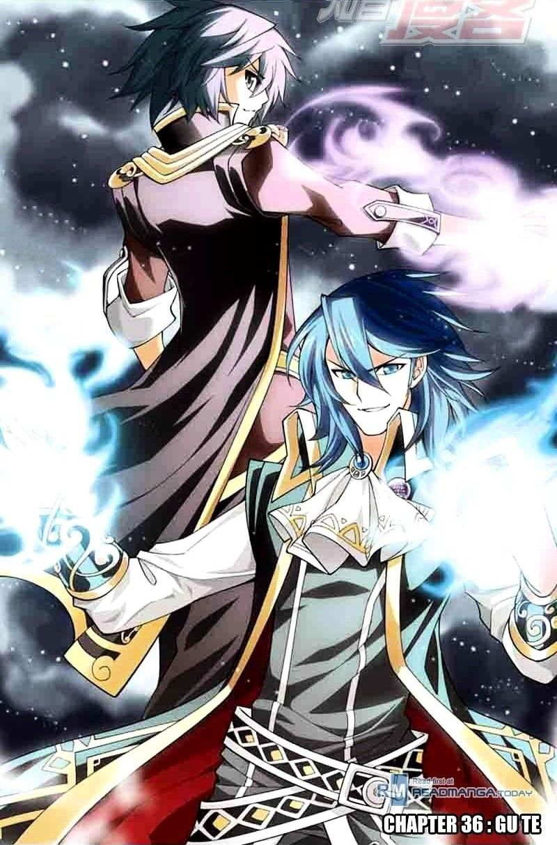 Battle Through the Heavens Anime boy, Manhwa