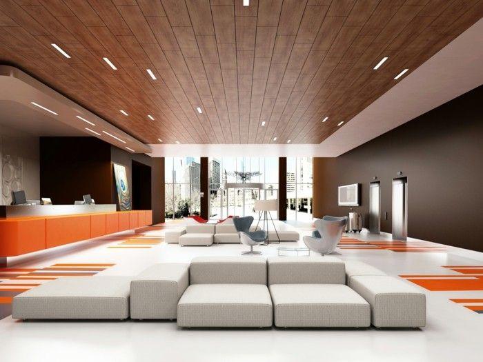 Zimmer Deckengestaltung Eigenschaften : Deckengestaltung herrliche zimmerdecke mit hölzernen paneelen