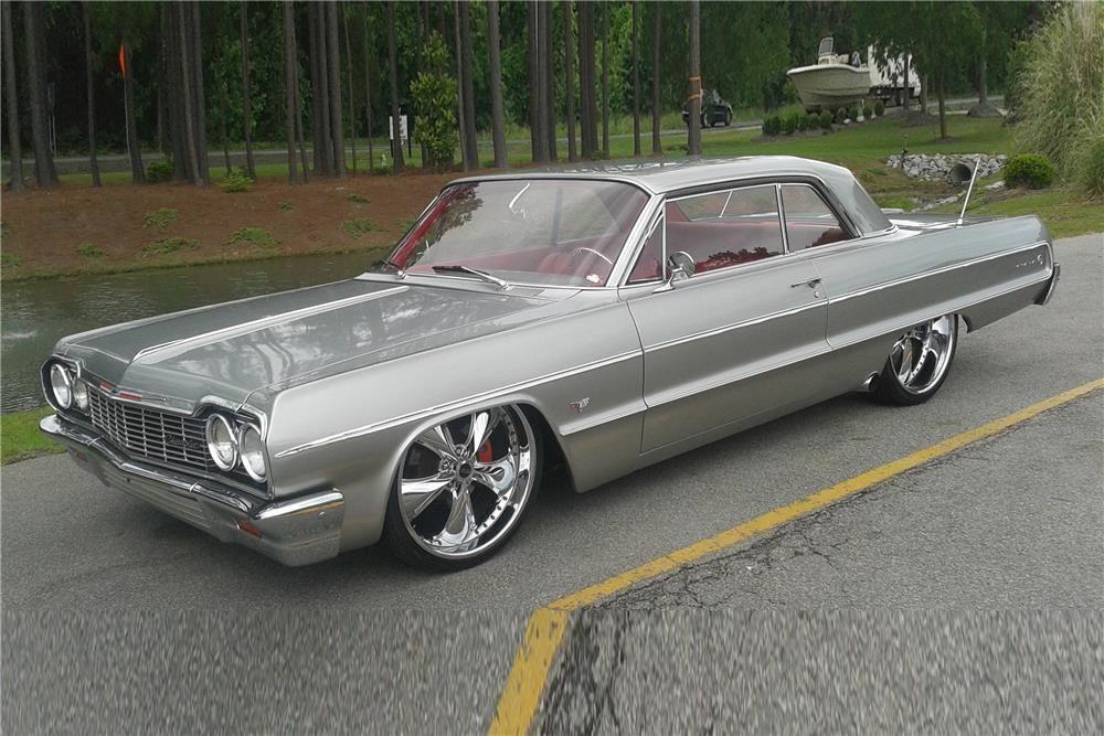 1964 Chevrolet Impala Custom Barrett Jackson Auction Company