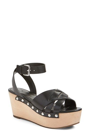 b891dc9b580 Marc Fisher LTD 'Camilla' Wedge Sandal (Women) available at ...