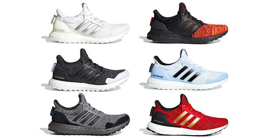70598c609af Take a Full Look at the  Game of Thrones  x adidas UltraBOOST Collection