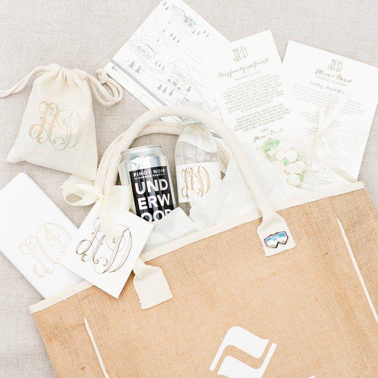 Destination Wedding Gift Ideas: City-Inspired Wedding Welcome Gift Ideas