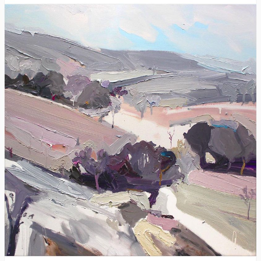 Richard Claremont Crossing The Plains Ii 16 Art In