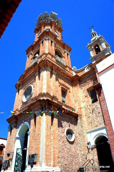 Our Lady of Guadalupe Parish http://www.puertovallarta.net/what_to_do/our-lady-of-guadalupe-church.php