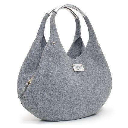Grey Felt Bag Yum Con Immagini