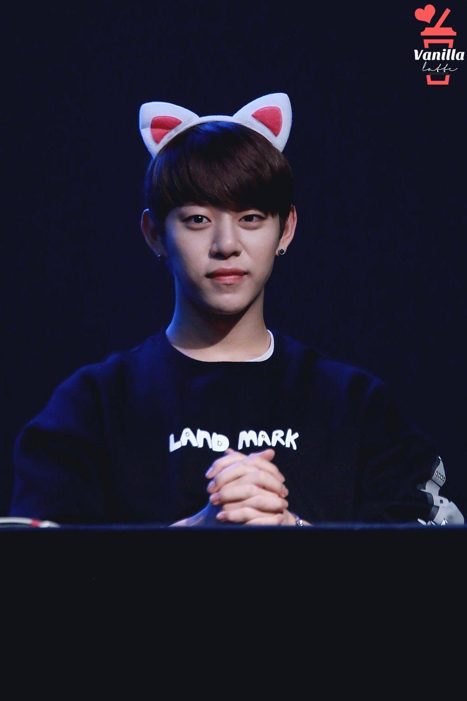 mi gatito daehyun ♥♥ tan lindo ♥♥