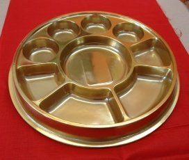 Golden 9 Compartment Disposable Plastic Plate - 50 Plates by Plastic Plates. $84.99. Nine & Golden 9 Compartment Disposable Plastic Plate - 50 Plates by ...