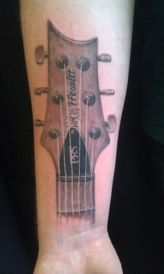 Tattoo by Travis Jones at Skin Gallery Tattoo & Piercing in Corner Brook, Newfoundland and Labrador, Canada
