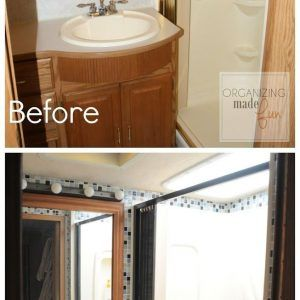 Rv Bathroom Remodeling Ideas