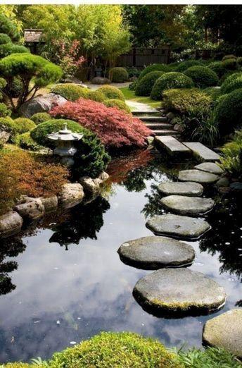 Attrayant Awesome 33 Backyard Japanese Garden Ideas