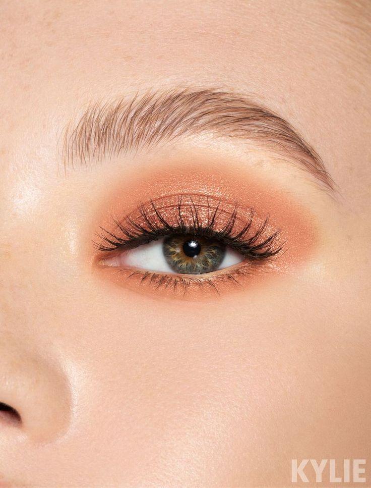 Azúcar de frambuesa | Modelos de un solo vestido con sombra de ojos